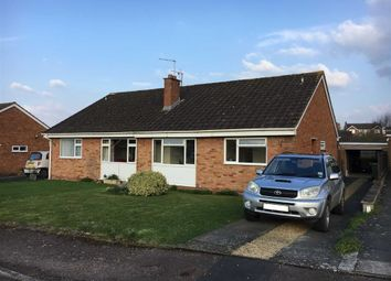 Thumbnail 2 bed semi-detached bungalow to rent in Brookside, Newent
