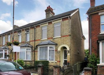 Thumbnail 3 bed end terrace house to rent in Western Road, Borough Green