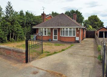 Thumbnail 2 bed detached bungalow for sale in Mansfield Road, Edwinstowe, Nottinghamshire
