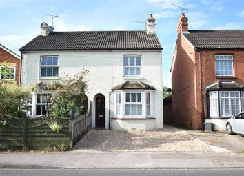 Thumbnail 3 bed semi-detached house for sale in Fleet Road, Farnborough, Hampshire