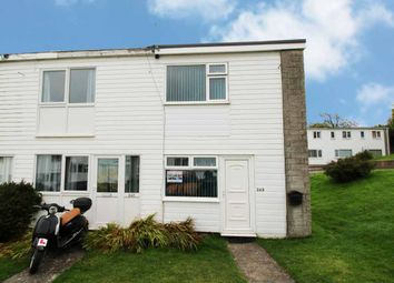 Thumbnail 2 bed terraced house for sale in Trewent Park, Pembroke, Pembrokeshire