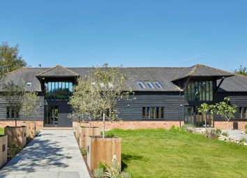 Thumbnail 5 bed barn conversion for sale in Pested Lane, Challock, Ashford