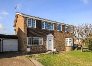 Thumbnail 3 bed semi-detached house for sale in Manor Pound Road, Cheddington, Leighton Buzzard