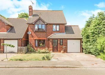 Thumbnail 3 bed detached house for sale in Woburn Close, Banbury, Oxfordshire, Oxon