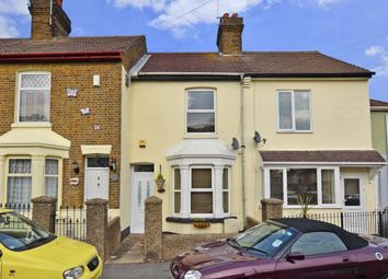 Thumbnail 3 bed terraced house to rent in Layfield Road, Gillingham