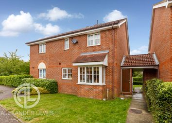 Thumbnail 1 bed town house for sale in Oaktree Close, Letchworth