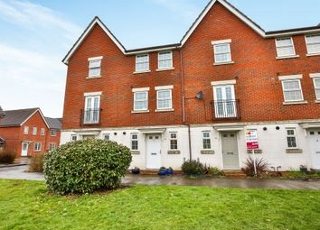 Thumbnail 3 bed terraced house for sale in Abbey Road, Wymondham