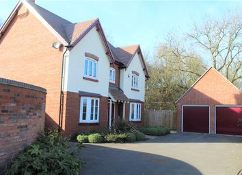 Thumbnail 5 bed detached house for sale in Adderley Avenue, Weddington, Nuneaton, Warwickshire