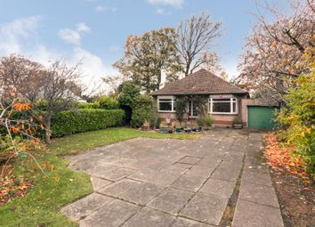 Thumbnail 3 bed detached bungalow for sale in Elliot Park, Edinburgh