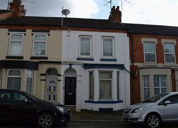 Thumbnail 3 bedroom terraced house to rent in Ruskin Road, Kingsthorpe, Northampton