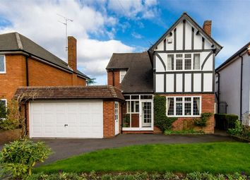 Thumbnail 3 bed detached house for sale in York Avenue, Finchfield, Wolverhampton, West Midlands