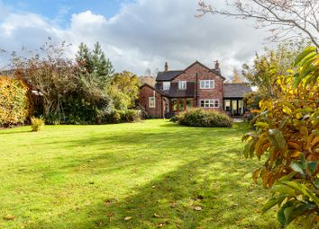 Thumbnail 4 bed detached house for sale in Chapel Lane, Willington, Tarporley
