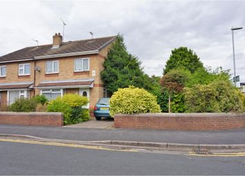 Thumbnail 3 bedroom end terrace house for sale in Wellington Lane, Hull