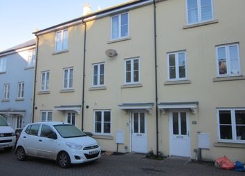 Thumbnail 4 bed town house for sale in Madison Close, Hayle