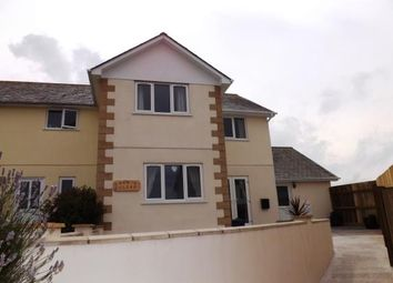Thumbnail 4 bed semi-detached house for sale in Indian Queens, St. Columb, Cornwall