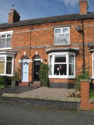 Thumbnail 3 bed terraced house to rent in East View, Acton, Nantwich, Cheshire