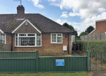 Thumbnail 2 bed semi-detached bungalow for sale in Fuller Road, Moulton, Northampton