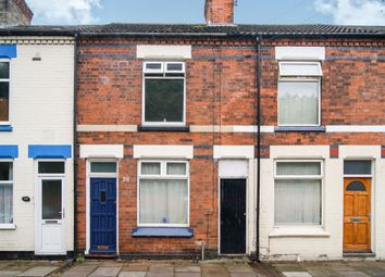 Thumbnail 2 bedroom terraced house for sale in Boundary Road, Leicester