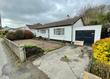 Thumbnail 2 bed detached bungalow for sale in Tel Star, Bowling Green, Nr Luxulyan, Cornwall