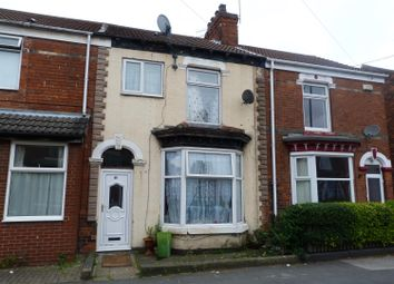 Thumbnail 4 bedroom terraced house to rent in Worthing Street, Hull