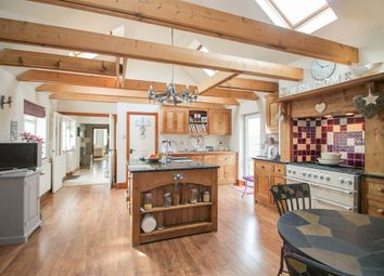 Thumbnail 5 bedroom bungalow for sale in Flax Bourton Road, Failand, North Somerset