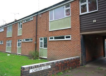 Thumbnail 2 bed maisonette to rent in Cardiff Close, Willenhall, Coventry