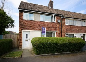 Thumbnail 3 bed terraced house for sale in Cobmoor Avenue, Billinge, Wigan