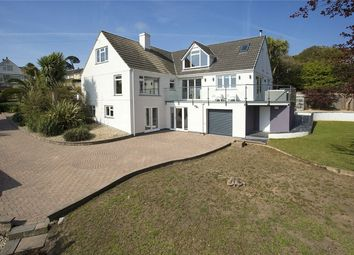Thumbnail 5 bed detached house for sale in St. Anthony Way, Falmouth