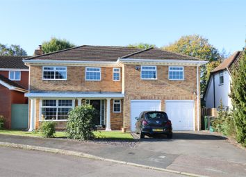 Thumbnail 5 bed detached house for sale in The Homestead, Keynsham, Bristol
