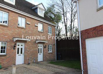 Thumbnail 3 bed property to rent in Milfraen View, Brynmawr, Ebbw Vale, Blaenau Gwent.