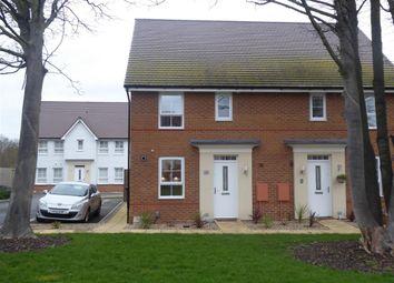 Thumbnail 3 bed semi-detached house for sale in Primrose Close, Allington, Maidstone, Kent