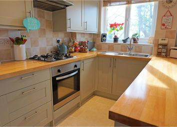 Thumbnail 1 bedroom end terrace house for sale in Mile Gardens, Exeter