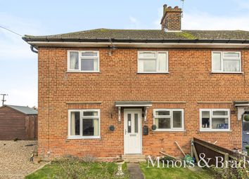 3 bed semi-detached house for sale in Croft Hill, Stokesby, Great Yarmouth NR29