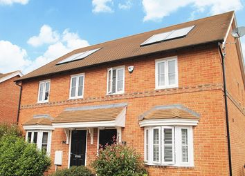 Thumbnail 3 bed semi-detached house to rent in Peppiatt Close, Horley