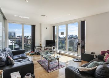 Thumbnail 3 bed flat to rent in Kara Court, Caspian Wharf, Bow