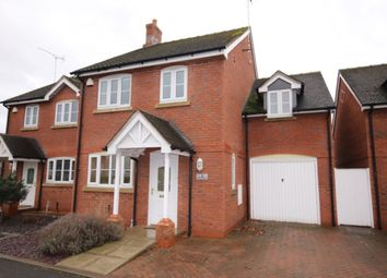 Thumbnail 4 bed detached house for sale in Wrens Close, Nantwich