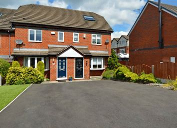 4 bed town house for sale in Newtown Street, Prestwich, Manchester M25