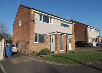 Thumbnail 2 bed semi-detached house for sale in Sherford Close, Hazel Grove, Stockport