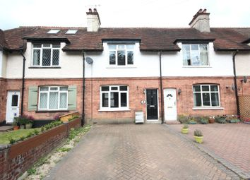 Thumbnail 3 bed terraced house to rent in Quarry Cottages, London Road, Sevenoaks, Kent
