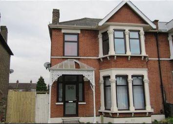 Thumbnail 4 bed semi-detached house for sale in Felbridge Road, Goodmayes