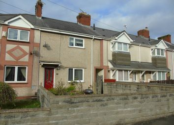 Thumbnail 3 bedroom terraced house for sale in Geiriol Road, Townhill, Swansea