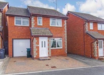 Thumbnail 3 bed detached house for sale in Farrington Court, Penrhyn Bay, Llandudno