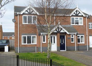 Thumbnail 3 bed property to rent in Hadrian Close, Hinckley