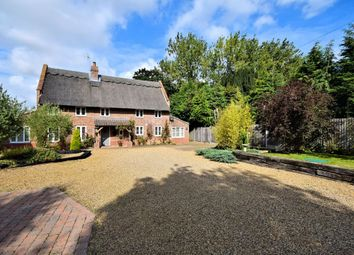 Thumbnail 5 bed detached house for sale in Edingthorpe, North Walsham