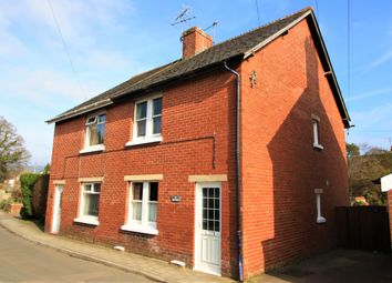 Thumbnail 2 bed semi-detached house for sale in New Street, Ottery St. Mary