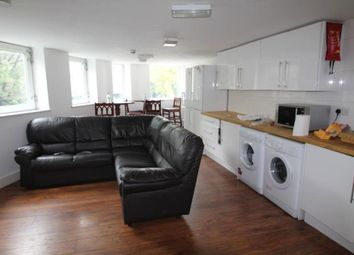 Thumbnail 4 bed flat to rent in Glasshouse Street, Nottingham