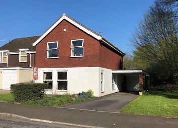 Thumbnail 4 bed detached house for sale in Harvington Road, Bromsgrove