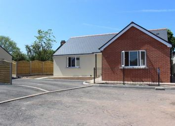 Thumbnail 3 bed bungalow for sale in Bowett Close, Hundleton, Pembroke, Sir Benfro
