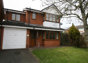 Thumbnail 4 bedroom detached house to rent in Sedgemere Grove, Shelfield, Walsall