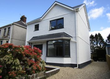 Thumbnail 3 bed detached house for sale in Clasemont Road, Morriston, Swansea.